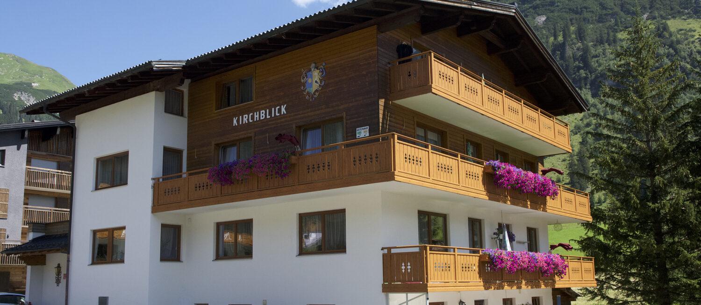 Haus Kirchblick Lech